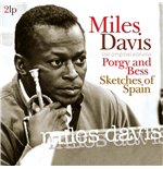 Vinil Miles Davis - Porgy And Bess/Sketchesof Spain (2 Lp)