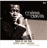 Vinil Miles Davis - Birth Of The Cool + 'Round About Midnigh (2 Lp)