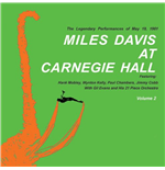 Vinil Miles Davis - At The Carnegie Hall Part Two