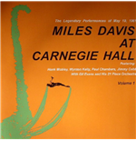 Vinil Miles Davis - At The Carnegie Hall Part One