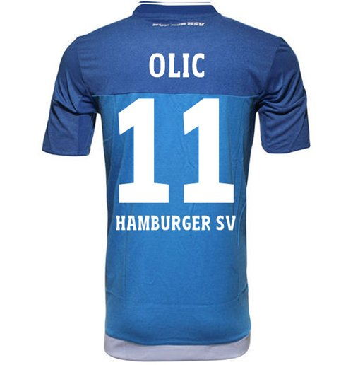 Camiseta Hamburgo 2015-2016 Away Original  Compra Online em Oferta 23f968d07f24c