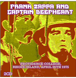 Vinil Frank Zappa & Captain Beefheart - Live At Providence College Ri April 26 1975 (3 Lp)