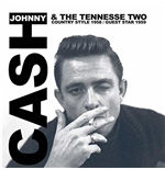 Vinil Johnny Cash & The Tennessee Two - Country Style 1958/guest Star 1959