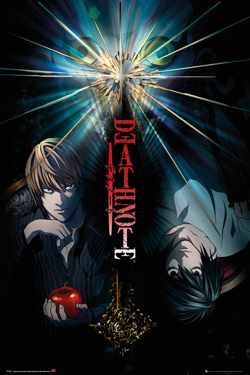 Poster Death Note 177429