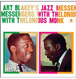 Vinil Art Blakey & The Jazz Messengers - Art Blakey's Jazz Messengers With Thelonious Monk