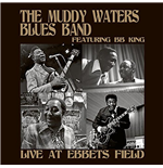 Vinil Muddy Waters Blues Band / Bb King - Live At Ebbets Field