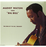 Vinil Muddy Waters - Muddy Waters Sings Big Bill