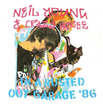 Vinil Neil Young & Crazy Horse - In A Rusted Out Garage '86 (2 Lp)