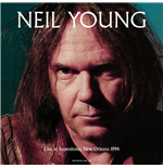 Vinil Neil Young - Live At Superdome  New Orleans
