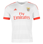 Camiseta Benfica 2015-2016 Away