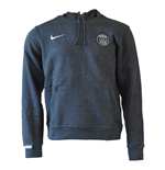Suéter Esportivo Paris Saint-Germain 2015-2016 (Preto)