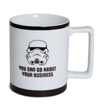 Star Wars Caneca Imperial Stormtrooper