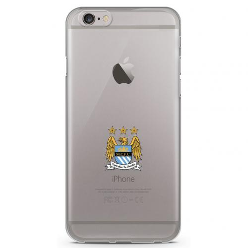 Capa iPhone 6 Manchester City FC