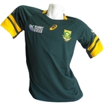 Camiseta África do Sul Rugby 179646