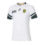 Camiseta África do Sul Rugby Alternate 2015 (Logo IRB)
