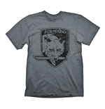 Camiseta Metal Gear 180024