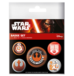 Broche Star Wars 180190