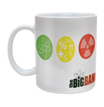 Caneca Big Bang Theory - Symbols