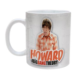 Caneca Big Bang Theory Howard
