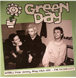 Vinil Green Day - Wfmu  New Jersey May 28th 1992 – Fm Broadcast