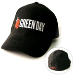 Boné de beisebol Green Day 180314