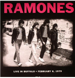 Vinil Ramones - Live In Buffalo February 8  1979