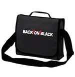 Bolsa Messenger Back On Black 180591