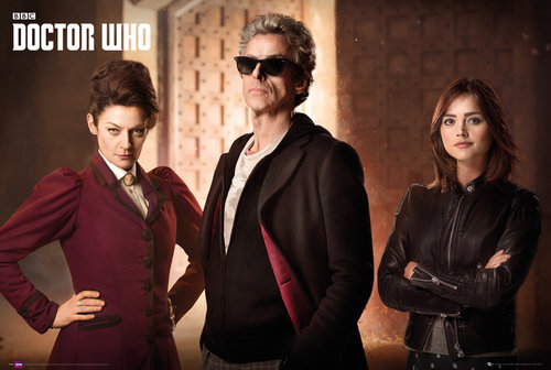 Poster Doctor Who 180839