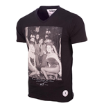 Camiseta George Best (Preto)
