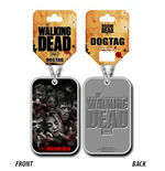 Placa de identidade The Walking Dead 181120