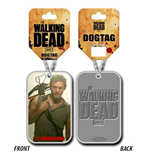 Placa de identidade The Walking Dead 181122