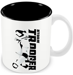 Star Wars Episode VII Caneca Stormtrooper Sideways