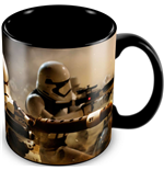 Star Wars Episode VII Caneca Stormtrooper Battle