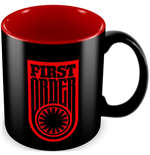 Star Wars Episode VII Taza First Order Symbol & Logo