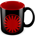 Star Wars Episode VII Caneca First Order Symbol