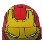 Marvel Comics Boné Beanie menino Iron Man