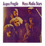 Vinil Acqua Fragile - Mass-media Stars