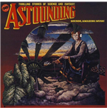 Vinil Hawkwind - Astounding Sounds, Amazing Music (2 Lp)