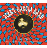 Vinil Jerry Garcia Band - Pacific High Studio  San Francisco  Ca February 6  1972