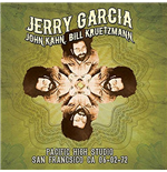 Vinil Jerry Garcia / John Khan / Bill Kruetzmann - Pacific High Studio, San Francisco 06-02-72 (2 Lp)