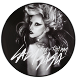 Vinil Lady Gaga - Born This Way (Picture Disc)
