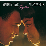 Vinil Marvin Gaye And Mary Wells - Together
