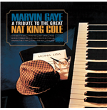 Vinil Marvin Gaye - A Tribute To The Great Nat King Cole