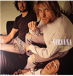 Vinil Nirvana - Live At Pat O' Brian Pavillion Del Mar  Ca  December 28th  1991