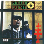 Vinil Public Enemy - It Takes A Nation Of Millions To Hold Us Back