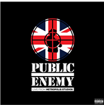 Vinil Public Enemy - Live From Metropolis Studios (2 Lp)