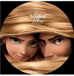 Vinil Songs From Tangled (Picture Disc)