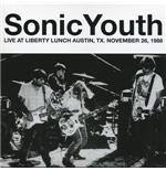 Vinil Sonic Youth - Live In Austin   November 26 1988