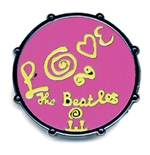 Broche Beatles 182286