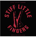Vinil Stiff Little Fingers - Greatest Hits Live (2 Lp)